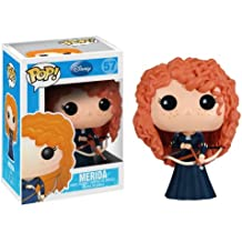 Disney Princess Merida Cabezon 10cm Bobble