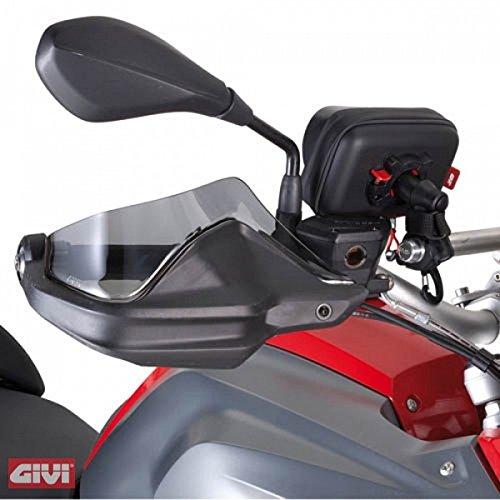Preisvergleich Produktbild Givi Windabweiser getönt für BMW-Handprotektor BMW R 1200 GS / LC-F 800 GS