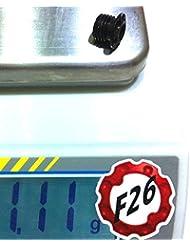 F26 SL Canti Stopfen für MTB Gabel Rahmen / Motorradspiegel Abdeckung