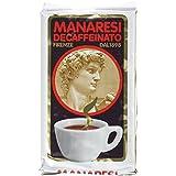 Manaresi Café Décaféiné Moulu 250 g
