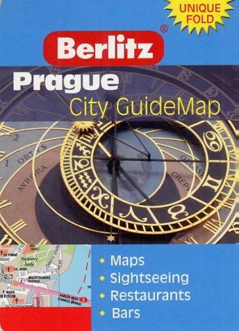 Prague Berlitz Guidemap (International City GuideMaps) por unknown
