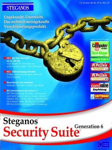 Steganos Security Suite 6