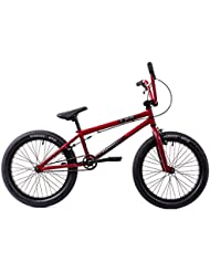 Khe Barcode - Bicicleta BMX 20.20,negra, solo 11,4kg
