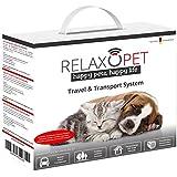 RelaxoPet Travel & Transport System   Ideal bei Reisen und Training   schützt das RelaxoPet Soundmodul   mit Befestigungsset