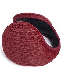 invierno universal de los hombres de las orejeras calientes ( Color : A )