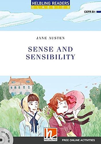 Sense and sensibility. Readers blue series. Adattato