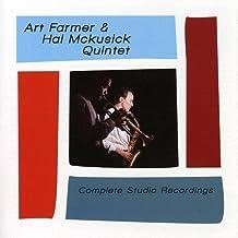 Complete Studio Recordings by Art Farmer & Hal McKusick Quintet (2008-08-20)