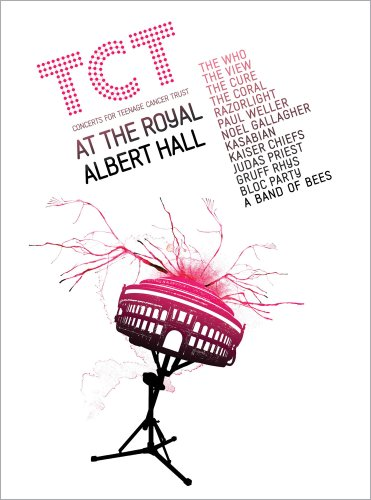 Price comparison product image Who & Friends: Tct Concerts for Teenage Cancer Tru [DVD] [2008] [Region 1] [US Import] [NTSC]