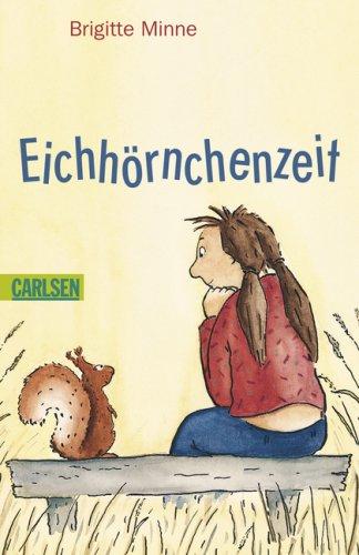 Cover »Eichhörnchenzeit oder Der Zoo in Mamas Kopf«