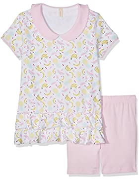 Esprit Kids Mädchen Zweiteiliger Schlafanzug 047ef7y002