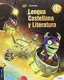 Lengua castellana y Literatura 4º Primaria (Tres Trimestres) (Superpixépolis) - 9788426396136