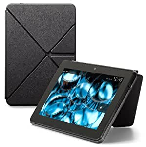 Amazon Kindle Fire HDX Standing Leather Origami Case (3rd generation - 2013 release)
