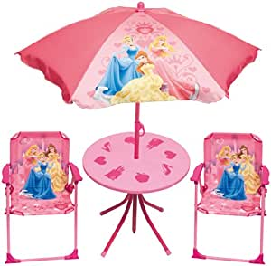 Arditex wd b6565832 principesse disney set tavolo sedie e - Tavolini per bambini disney ...