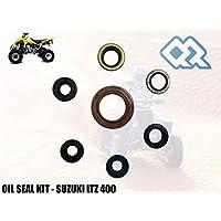 QRP Kit de Sello de Aceite Suzuki LTZ® 400 para Todos los Años