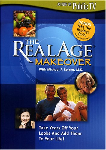 The Real Age Makeover: With Michael F. Roizen, MD (F M Makeover)