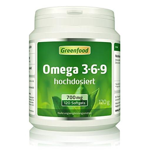 Omega 3 Greenfood