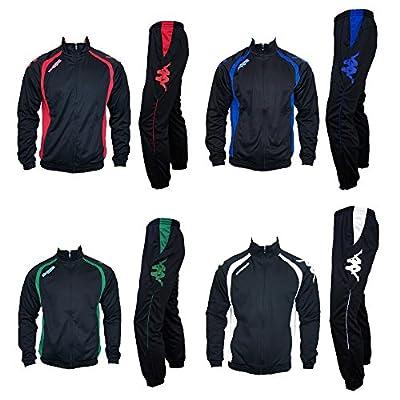 KAPPA Trainingsanzug S M L XL XXL XXXL XXXXL Polyesteranzug 5 Farben