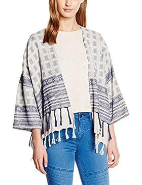 PIECES Pcbisla Kimono Ip, Chaqueta para Mujer