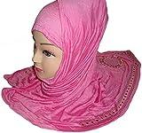 Justkartit Women's Pink Colour Tale Embr...