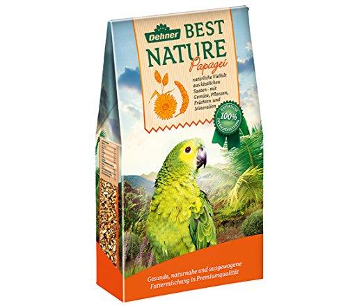 Dehner Best Nature Papageienfutter, 2.5 kg