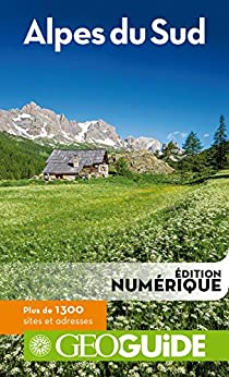 GEOguide Alpes du sud par [Collectif Gallimard Loisirs]