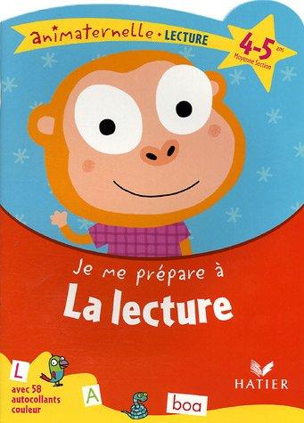 Je me prépare à La lecture Moyenne Section : 4-5 ans par Florence Doutremépuich, Françoise Perraud, Nathalie Choux