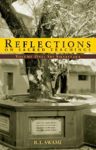 Reflections on Sacred Teachings I: Sri Siksastaka (English Edition) por Bhakti Tirtha Swami