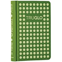 Holy Bible: English Standard Version, Radiant Green, Dot Design, Red Letter, Truglo, Glow in the Dark