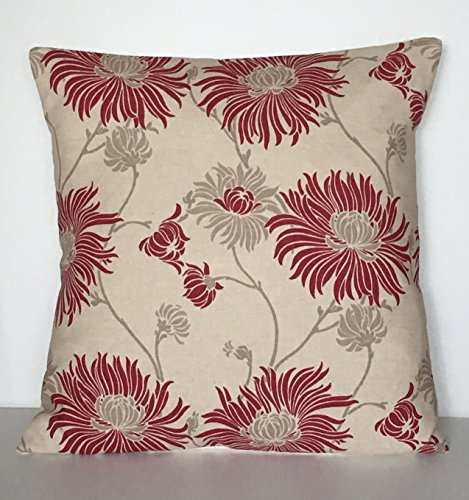 1-x-16-handmade-laura-ashley-kimono-cranberry-cushion-cover