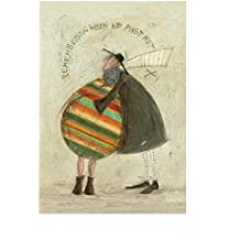 Sam Toft : When We First Met Reproduction d'oeuvre d'art 50 x 70 cm