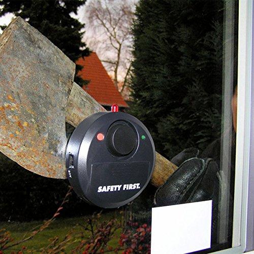 KH-Security Glasbruchalarm, weiß, 100161 - 4