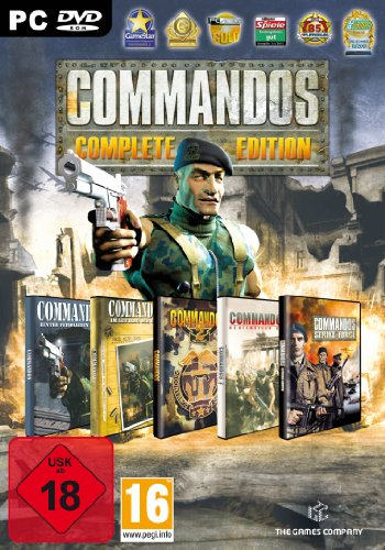 Commandos: Complete Edition