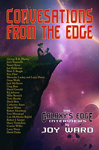 Conversations From the Edge: The Galaxy's Edge Interviews (English Edition)