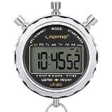 LAOPAO Stopwatch,1/100 Seconden Timing Dagelijkse Waterdichte Elektronische Timer