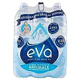 Eva Acqua Naturale - 6 Bottiglie da 1.5 Litri