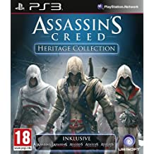 Assassin's Creed Heritage Collection [At-Pegi] [Importación Alemana]