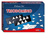 Noris 606104603 - Trio Domino, Deluxe Set