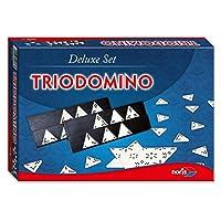 Noris-Spiele-606104603-Trio-Domino-Deluxe-Set
