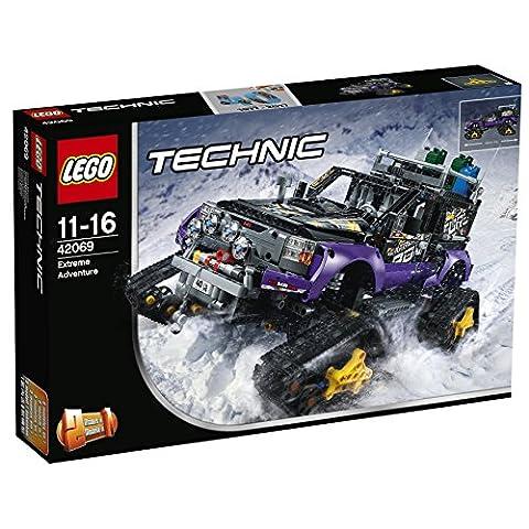 LEGO - 42069 - Lego Technic - Jeu de Construction