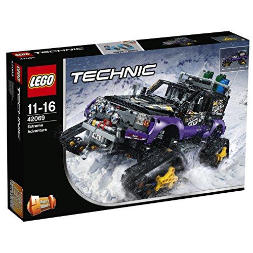 Preisvergleich Produktbild LEGO Technic 42069 - Extremgeländefahrzeug