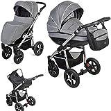 suchergebnis auf f r kinderwagen 3 in 1 baby. Black Bedroom Furniture Sets. Home Design Ideas