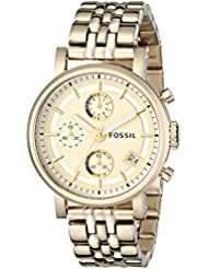 FOSSIL Damenarmbanduhr Ladies Dress ES2197