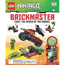 LEGO NINJAGO: Fight the Power of the Snakes Brickmaster by DK Publishing (2012-07-30)