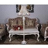 DLD Stehlampe/Tischlampe,Einfaches Schlafzimmer/Wohnzimmer / Studie mit Dekorativen Stehlampe, American Pastoral Lighting Stehleuchte