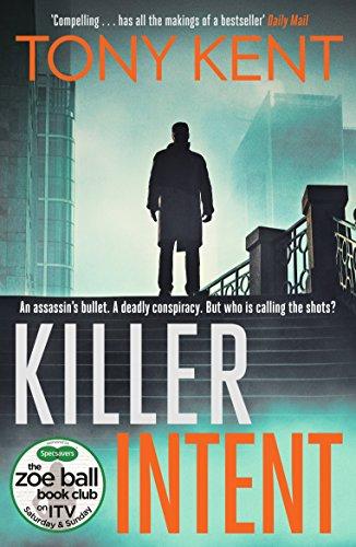 Killer Intent: A Zoe Ball Book Club (English Edition) -