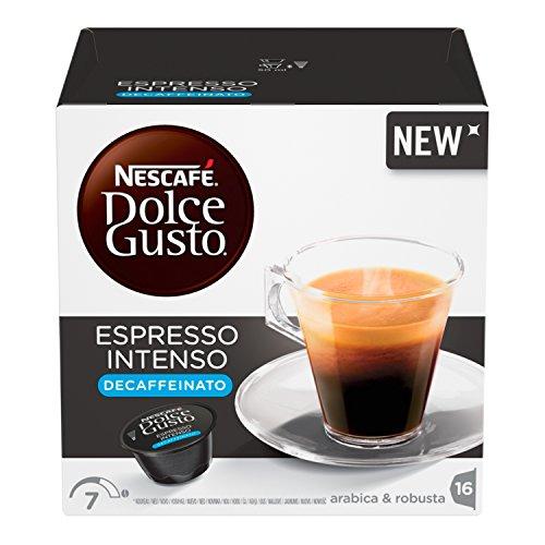 NESCAFE\' DOLCE GUSTO Espresso Intenso Decaffeinato, 16 Capsule