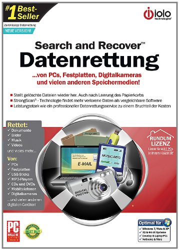 IOLO Search And Recover - Datenrettung [Download]