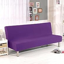 funda sofa cama sin brazos - 4 estrellas y más - Amazon.es