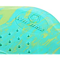 Zhuhaimei,Winmax Swimming Learner Placa Flotante Forma de pez EVA Swimmer Body Board(Color:Verde)