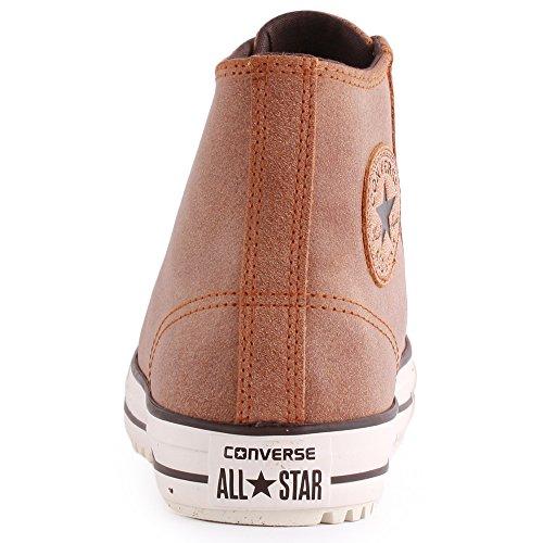 Converse Lederboots - CT CONVERSE BOOT 144759C - Black Braun (Cognac)
